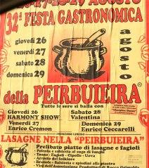 Sagra Peirbuieira poster