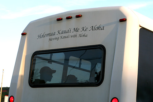 Kauai-bus
