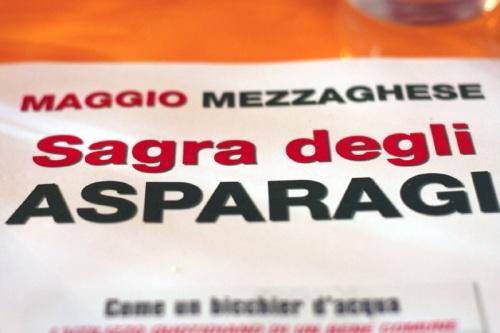 Sagra degli asparagi di Mezzago