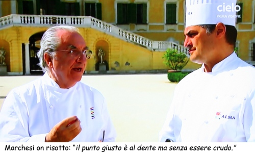 Marchesi on Masterchef Australia
