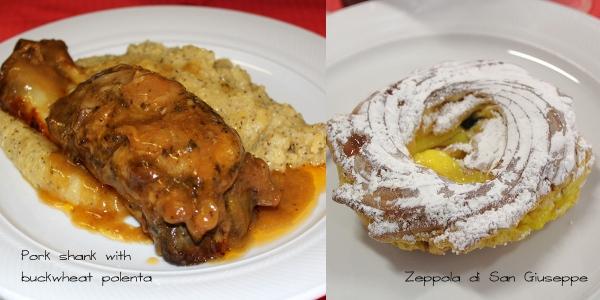 Sant'Antonio Abate Sunday lunch