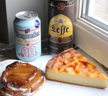 Beer and dessert