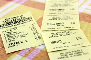 """Stelle in Stalla"" menu"