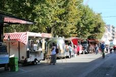 Food Truck street