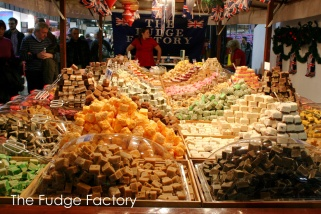 Mountains of fudge