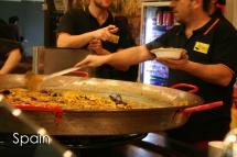 More paella please