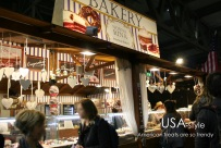 American-style bakery