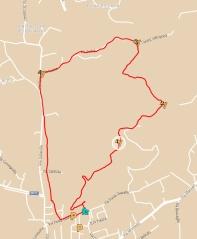 Itinerary #36 - Colline di San Benedetto