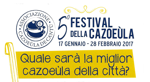 Cantu's 5th cazoeùla festival