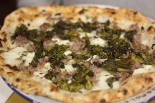 Friarelli and salsiccia
