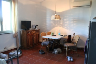 Kitchen and dining La Muccheria