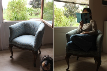 Corte Patrizia sitting chair