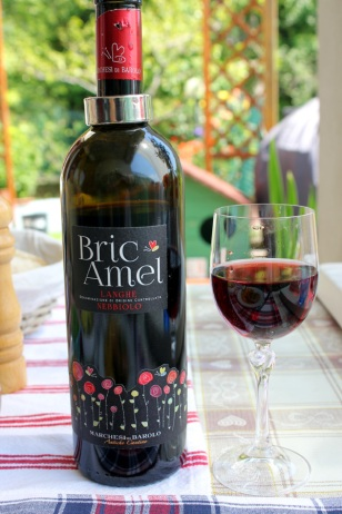 Birthday wine Bric Amel